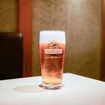 まるや本店 - ■生ビール 600円