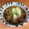 天亀そば - 料理写真:げそかき揚げ370円