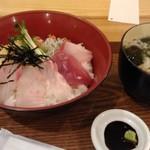 91416069 - 海鮮丼ランチ