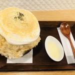 コオリヤ ユキボウシ - ほうじ茶きな粉 780円