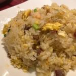 四五六菜館 - 炒飯(ミニコース3人前)