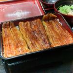 うなぎ 浜名 - 料理写真:うな重大