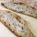 アールベーカー インスパイヤー ド バイ コートロザリアン - フランス土産にもらったパン(お店とは関係ない)
