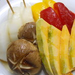 犇和 - 焼き野菜