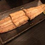 うなぎ処 古賀 - 森田さんの鰻の白焼