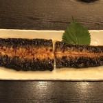 うなぎ処 古賀 - 森田さんと青龍の蒲焼