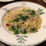 ミラノのおかず屋さん - 旬の苦味と香味と辛味がイイね