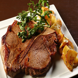 【REBECCA1番人気♪】存在感のある…お肉系メイン料理を