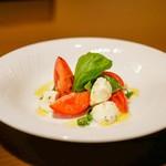 REBECCA - ☆フルーツトマトのカプレーゼ!(^^)!☆