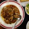 香蘭楼 - 料理写真:油淋鶏
