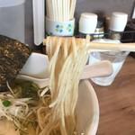Sampachinudorukicchin - 麺アップ
