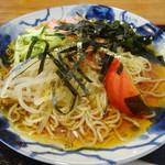 増田屋 - 料理写真:冷やし中華