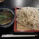 前田屋仙台福室店 - 料理写真:鴨せいろ (大盛り)