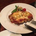 オセロ - * 大山鶏のトマトチーズオーブン焼き 1,480円