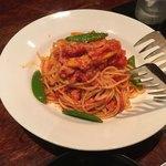 オセロ - * 季節のパスタ トマトソース