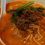 陳麻家 - 坦々麺ハーフ