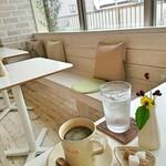 モン ボン カフェ - セットドリンク(ホット珈琲)