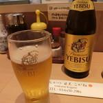 91435535 - キンキンに冷えたビールが美味い!