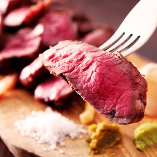 【熟成肉】自慢のこだわりお肉...心を満たす感動味!!
