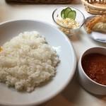 ボンベイと和のキッチン - 料理写真: