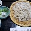 手造そば 福田家 - 料理写真:福汁そば(750円)