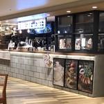 BURN SIDE ST CAFE - 2018年8月。訪問