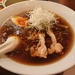 和中華と麺 丹陽 - 鶏出汁冷やし中華風