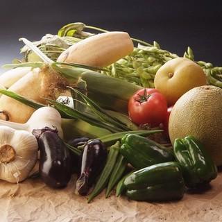 千葉県山武郡横芝光町から毎朝新鮮な野菜を直送