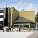 松島玉手箱館 - 俯瞰でね。瑞巌寺の入口の脇やで!