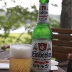 レストラン ル・プラトー - ドイツ産のアルコールフリーのビール