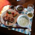 カフェマロ - 料理写真:ビーフシチューランチ