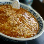 91448359 - 担々麺 サラサラ系 旨味抜群