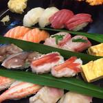 扇寿司 - 料理写真: