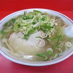 ラーメンの味龍 - 料理写真:塩ラーメン(750円)