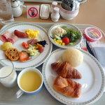 9145274 - 朝食バイキング1,733円