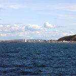 ANAクラウンプラザホテル稚内 - 海から望む
