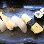 寿司割烹 海王 - にぎりランチ(1000円)