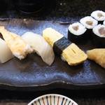 寿司割烹 海王 - にぎりランチ  メイン