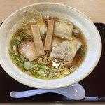 中華そば 弥太郎 - ワンタン麺