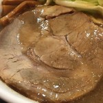 niboshira-menaoki - 【再訪】こってり煮干しらーめん