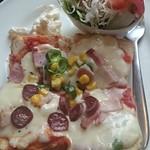 ミヨシ - ピザトースト