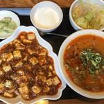 Rensoutei - 麻婆丼ランチ