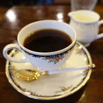 珈琲館 寿里庵 - コーヒーは350円