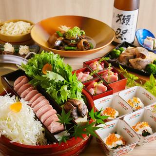 【宴会】各種飲み会にお薦めのコースを3000円~ご用意!