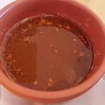 バンデルオーラ - クスクスのソース