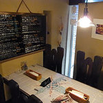 Fulvio - 家族連れに人気のテーブル席