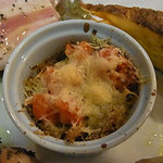 Fulvio - これはすご~い、桜エビとミントとチーズの出会い、風味と香ばしさ!!!