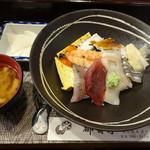 都寿司 - 海鮮丼