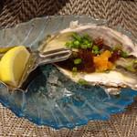 都寿司 - 牡蠣