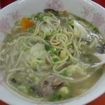 中華居酒屋 上海ママ料理 - ちゃんぽん